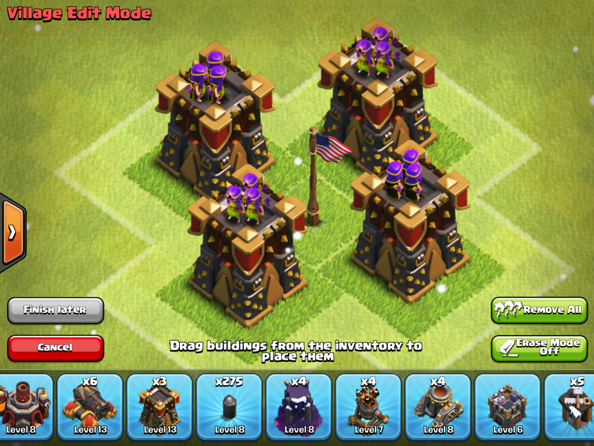Clash of Clans Archer Tower