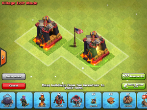 Clash of Clans Dark Barracks