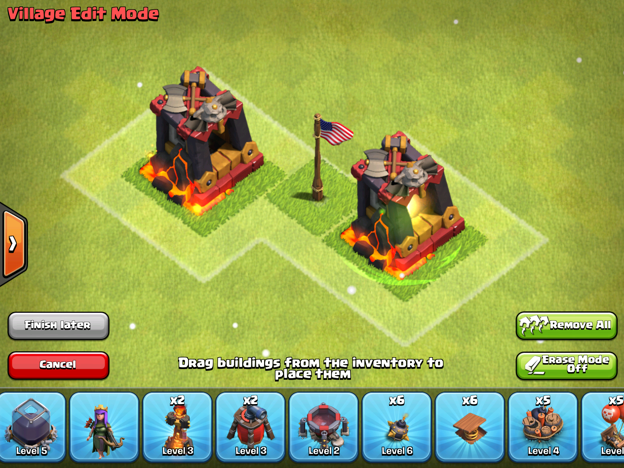 Barracks - clash of clans club