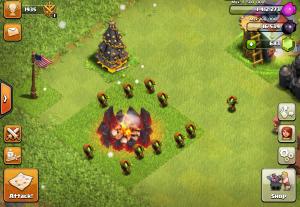 Clash of Clans Goblin