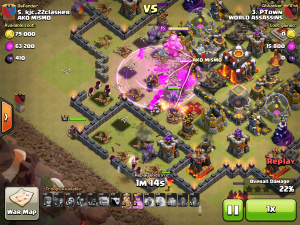 Clash of Clans Gowipe Attack Strategy