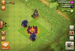 Clash of Clans Pekka