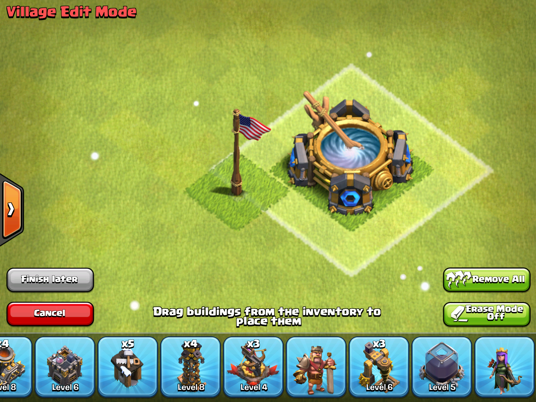 clash of clans spell factory - photo #2