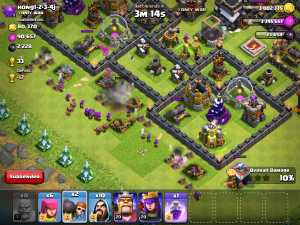 Clash of Clans Wall Breaker Strategy