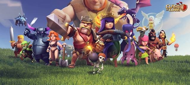 Clash of Clans Troops Image