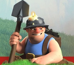 Clash of Clans Miners